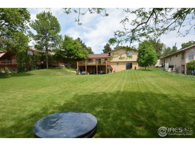 706 W 29th St, Loveland, CO 80538 (MLS #821525) :: 8z Real Estate