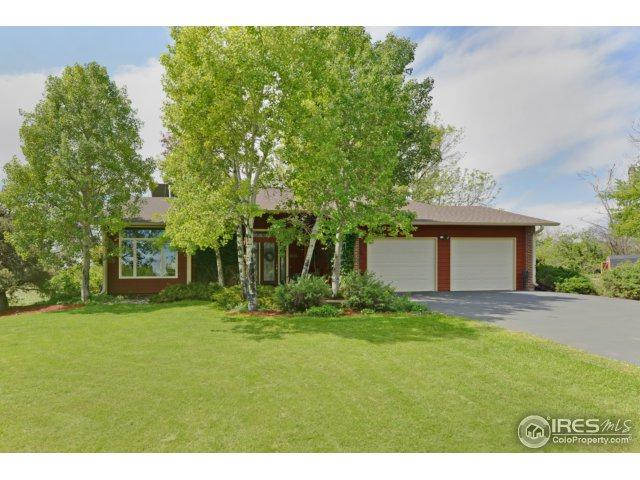 800 Grove Ct, Loveland, CO 80537 (MLS #821695) :: 8z Real Estate