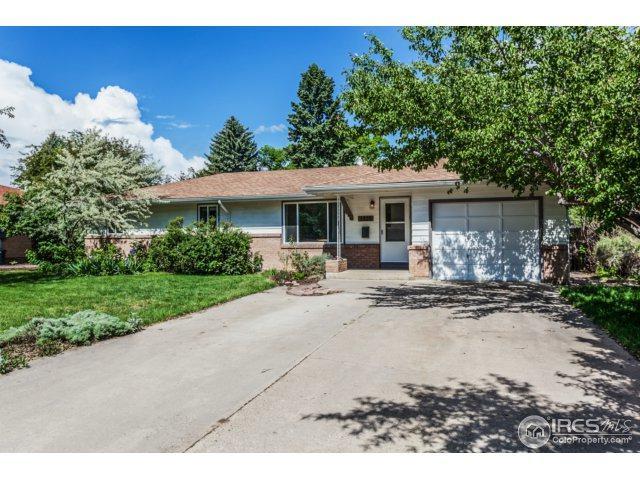 1325 Robertson St, Fort Collins, CO 80524 (MLS #821742) :: 8z Real Estate
