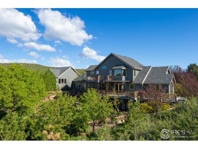 6405 Spring Glade Rd, Loveland, CO 80538 (MLS #821825) :: 8z Real Estate
