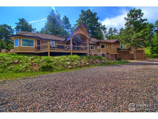 35 Spruce Rd, Golden, CO 80401 (MLS #821862) :: 8z Real Estate
