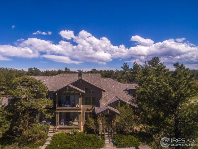 148 Ponderosa Ct, Red Feather Lakes, CO 80545 (MLS #821894) :: 8z Real Estate