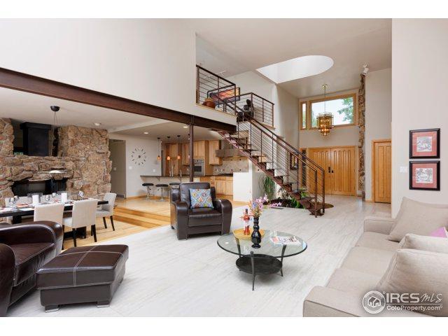 5885 Park Ln Rd, Niwot, CO 80503 (MLS #821949) :: 8z Real Estate