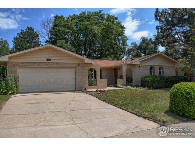 46 Cornell Dr, Longmont, CO 80503 (MLS #821985) :: 8z Real Estate