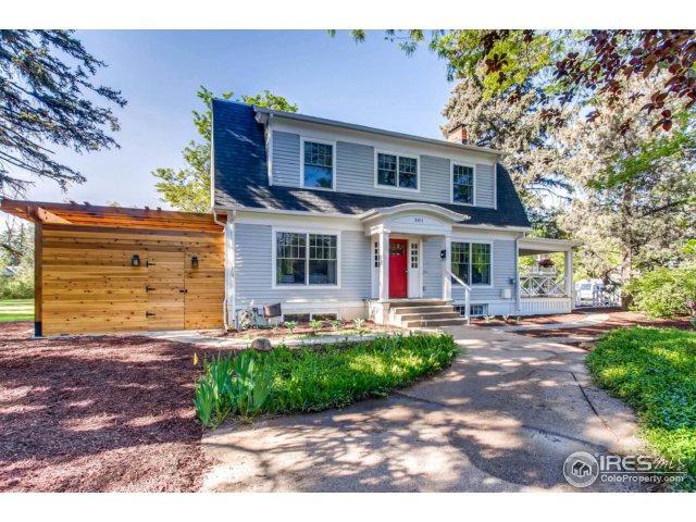 301 E Prospect Rd, Fort Collins, CO 80525 (MLS #822032) :: 8z Real Estate