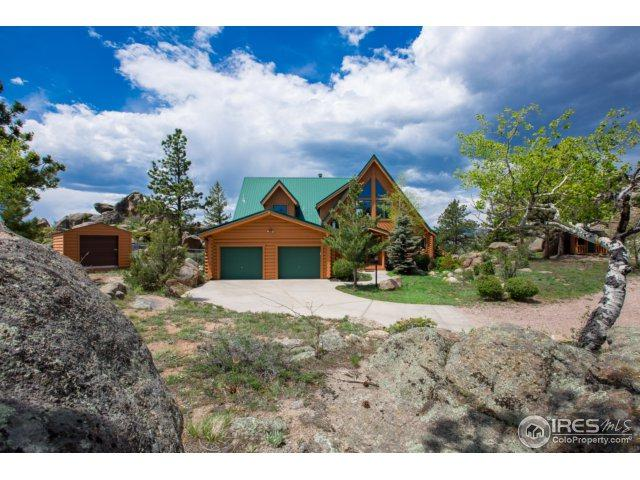 567 Iron Mountain Dr, Livermore, CO 80536 (MLS #822126) :: 8z Real Estate