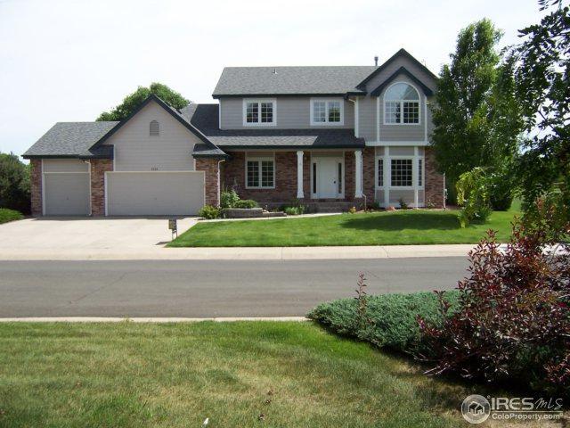 1233 Belleview Dr, Fort Collins, CO 80526 (MLS #822147) :: 8z Real Estate
