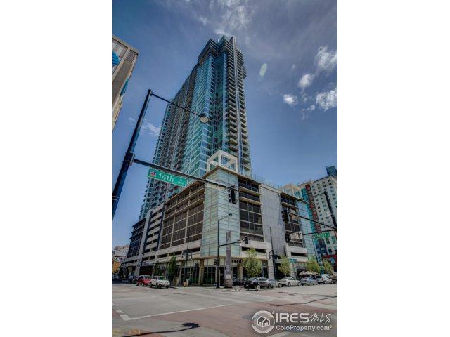 891 14th St #2410, Denver, CO 80202 (MLS #822177) :: 8z Real Estate
