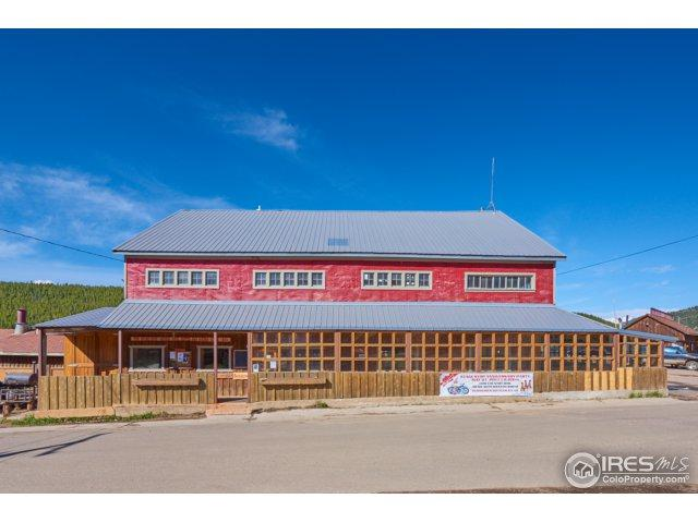 60 Main St, Rollinsville, CO 80474 (MLS #822245) :: 8z Real Estate