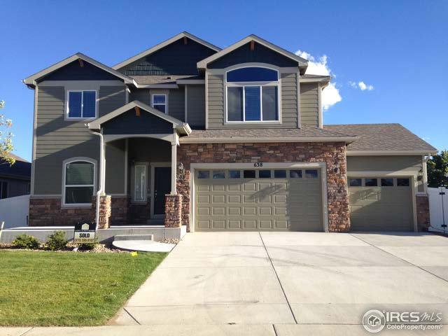 814 Canyonlands St, Berthoud, CO 80513 (MLS #822297) :: 8z Real Estate