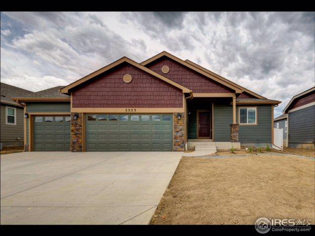 910 Canyonlands St, Berthoud, CO 80513 (MLS #822302) :: 8z Real Estate
