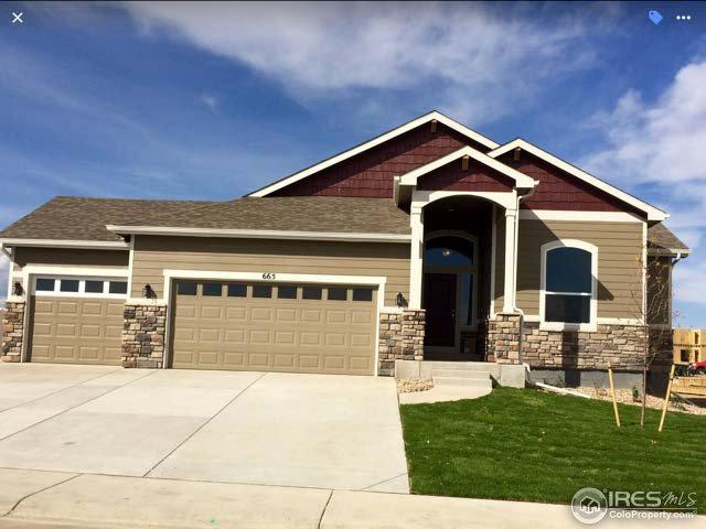 846 Canyonlands St, Berthoud, CO 80513 (MLS #822351) :: 8z Real Estate