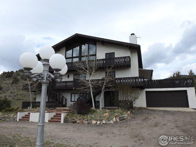 9757 County Road 43, Glen Haven, CO 80532 (MLS #822528) :: 8z Real Estate