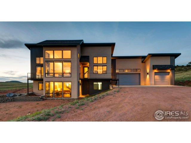 2176 Great Twins Rd, Livermore, CO 80536 (MLS #822721) :: 8z Real Estate