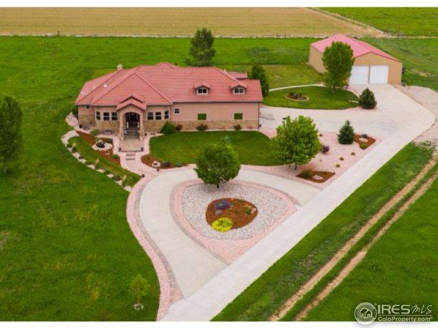 22322 Schultz Ln, Berthoud, CO 80513 (MLS #823042) :: 8z Real Estate