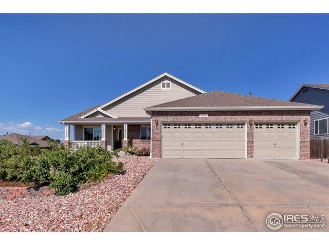 1866 Parkdale Cir, Erie, CO 80516 (MLS #823134) :: 8z Real Estate