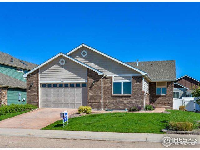 457 Sundance Dr, Windsor, CO 80550 (MLS #823175) :: 8z Real Estate