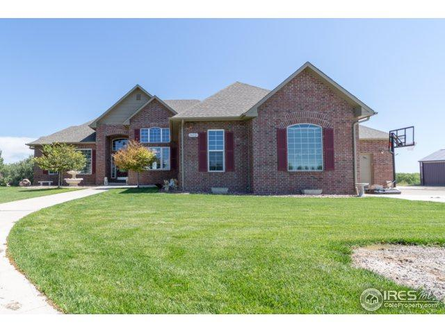 34701 E 156th Ct, Hudson, CO 80642 (MLS #823211) :: 8z Real Estate