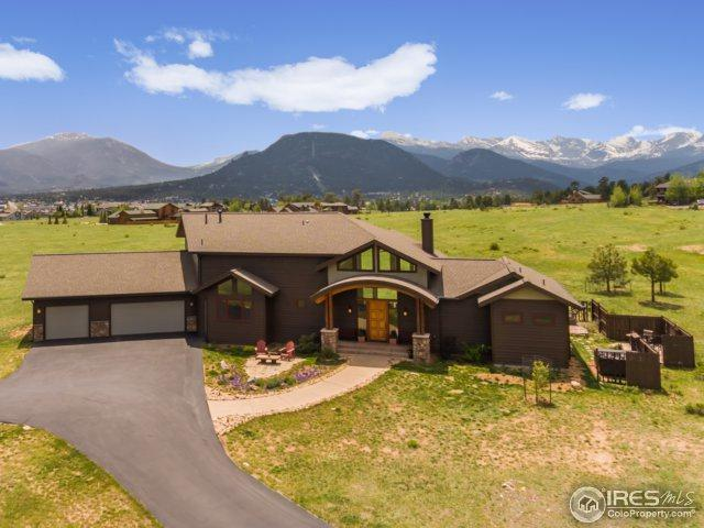 1090 Elk Trail Ct, Estes Park, CO 80517 (MLS #823296) :: 8z Real Estate