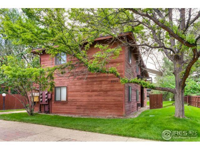 3065 30th St #3, Boulder, CO 80301 (MLS #823362) :: 8z Real Estate