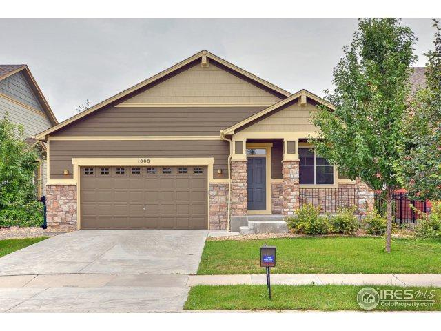 1008 Burrowing Owl Dr, Fort Collins, CO 80525 (MLS #823417) :: 8z Real Estate