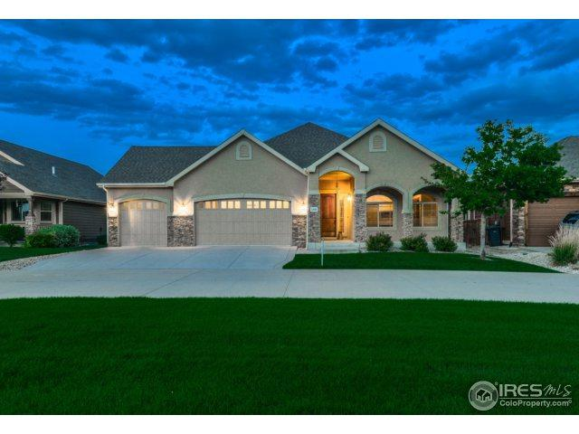4890 Georgetown Dr, Loveland, CO 80538 (MLS #823569) :: 8z Real Estate