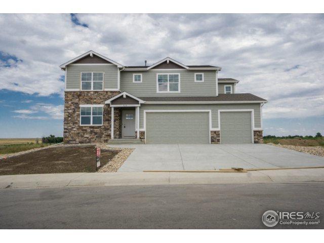 325 Mcgregor Ln, Johnstown, CO 80534 (MLS #823646) :: 8z Real Estate