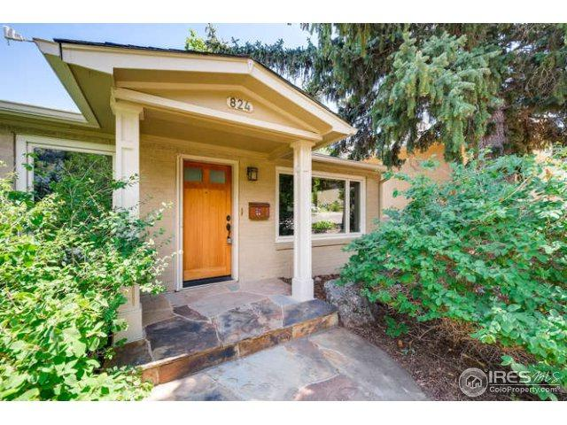824 7th St, Boulder, CO 80302 (MLS #823730) :: 8z Real Estate
