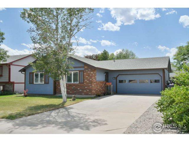 920 Columbine Dr, Windsor, CO 80550 (MLS #824051) :: 8z Real Estate