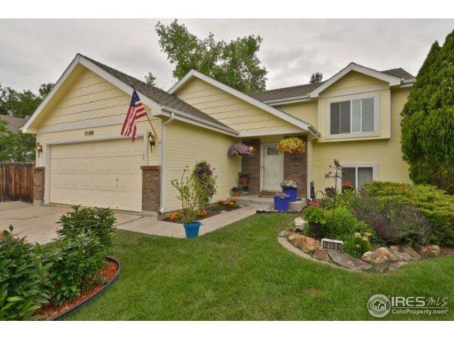 2108 Daley Dr, Longmont, CO 80501 (MLS #824187) :: 8z Real Estate