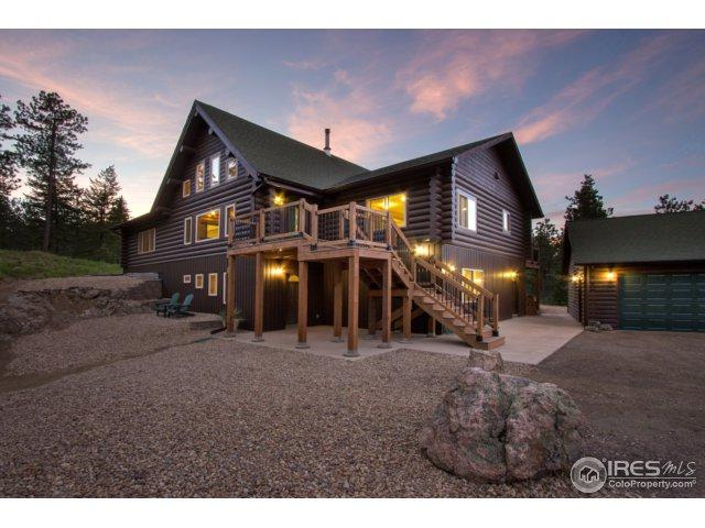 427 Wilderness Ridge Way, Bellvue, CO 80512 (MLS #824194) :: Downtown Real Estate Partners