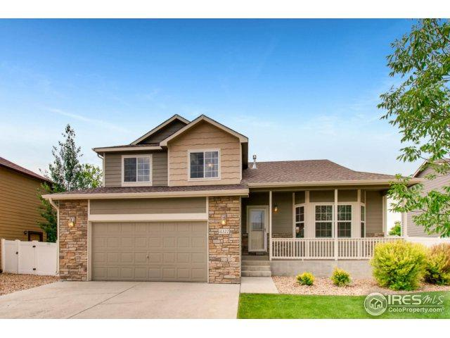 16322 11th St, Mead, CO 80542 (MLS #824206) :: Kittle Real Estate