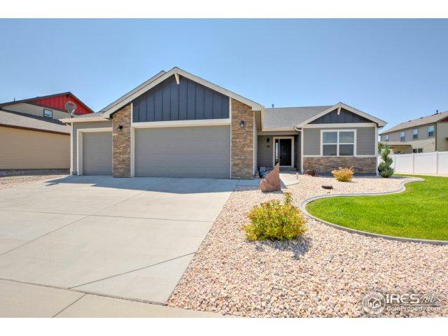 717 Ponderosa Dr, Severance, CO 80550 (MLS #824284) :: The Forrest Group