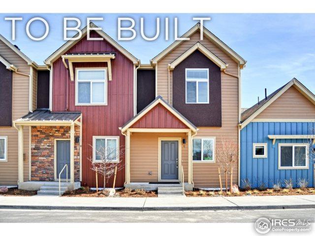 1318 S Collyer St G, Longmont, CO 80501 (MLS #824445) :: 8z Real Estate