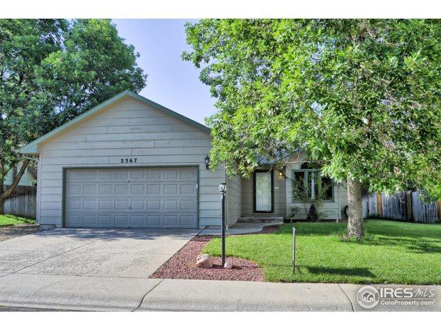 2367 11th St, Loveland, CO 80537 (MLS #824506) :: 8z Real Estate