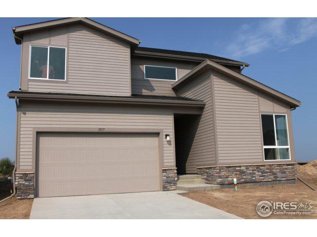 1117 103rd Ave, Greeley, CO 80634 (MLS #824515) :: 8z Real Estate