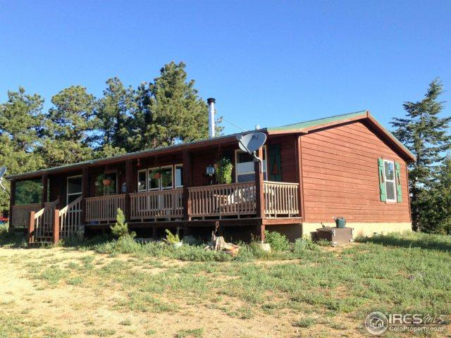 20880 W County Road 80C, Livermore, CO 80536 (MLS #824675) :: 8z Real Estate