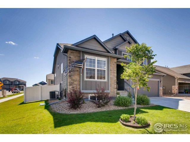 2268 Talon Pkwy, Greeley, CO 80634 (MLS #824679) :: 8z Real Estate