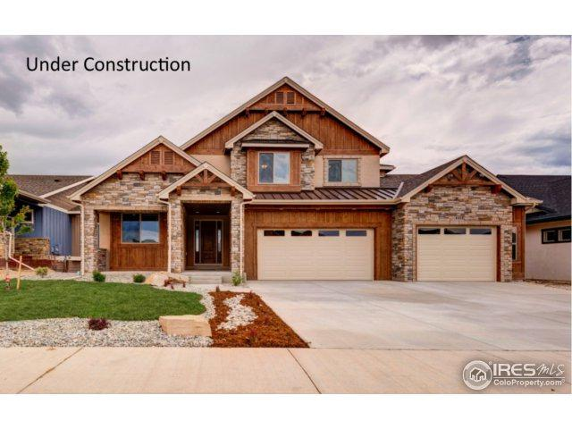 4209 Grand Park Dr, Timnath, CO 80547 (#824713) :: The Griffith Home Team