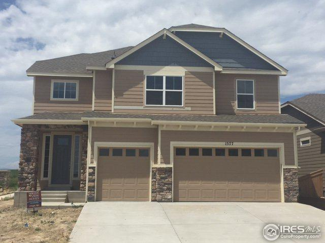 1577 Sierra Plaza St, Severance, CO 80550 (MLS #824731) :: The Forrest Group