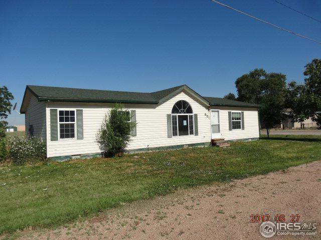 801 Mckinley St, Sterling, CO 80751 (MLS #824762) :: 8z Real Estate