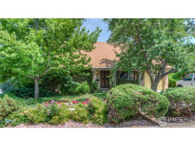 510 S 46th St, Boulder, CO 80305 (MLS #824814) :: 8z Real Estate