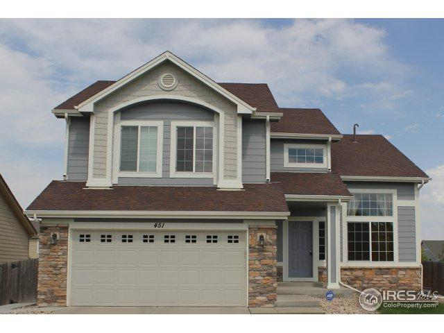 451 Expedition Ln, Johnstown, CO 80534 (MLS #824981) :: 8z Real Estate