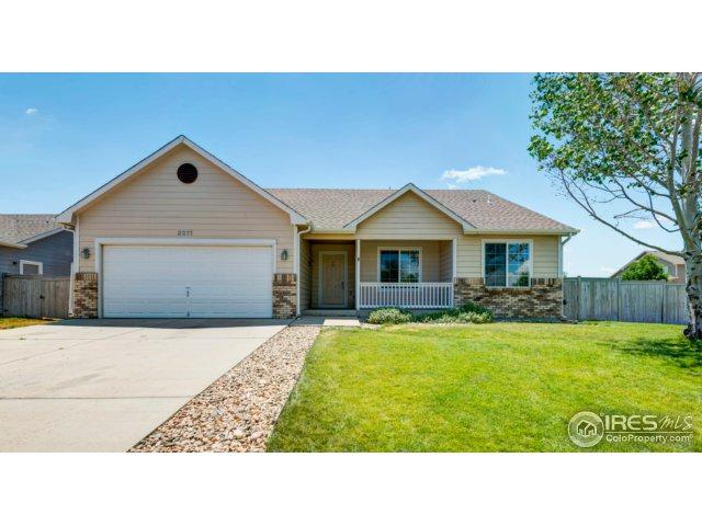 3211 Wild West Ln, Wellington, CO 80549 (MLS #825199) :: 8z Real Estate