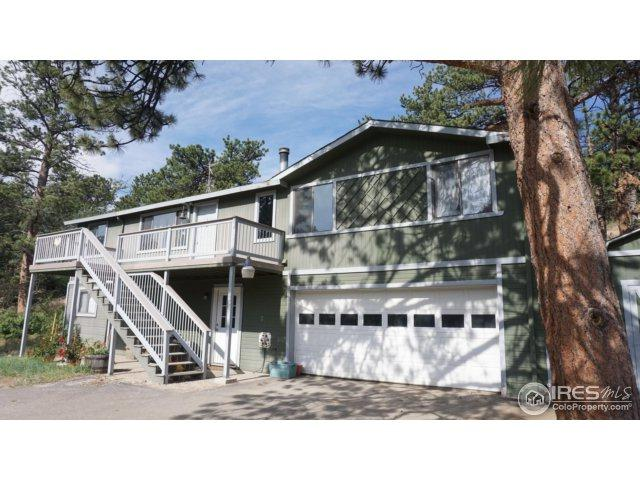 2741 Aspen Ln, Estes Park, CO 80517 (MLS #825272) :: 8z Real Estate
