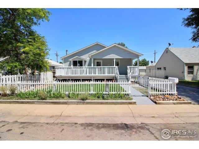 220 Harrison Ave, Fort Lupton, CO 80621 (MLS #825281) :: 8z Real Estate