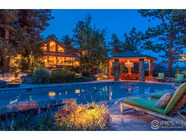 7321 Flagstaff Rd, Boulder, CO 80302 (MLS #825354) :: 8z Real Estate