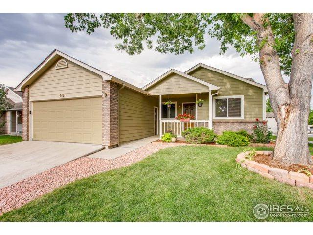 912 S Tyler Ave, Loveland, CO 80537 (MLS #825388) :: 8z Real Estate