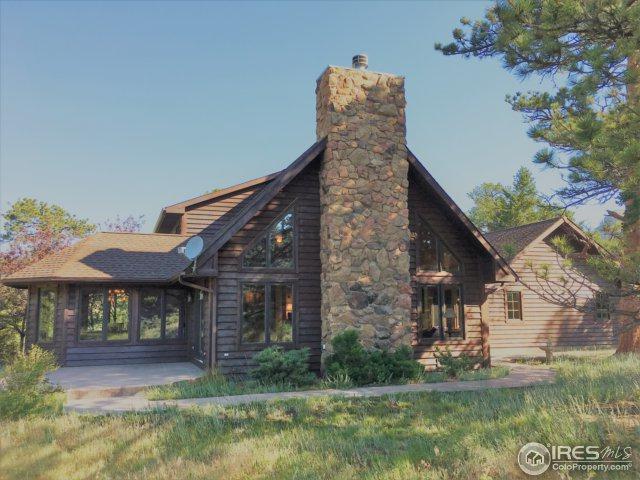 2113 Ute Ct, Estes Park, CO 80517 (MLS #825404) :: 8z Real Estate