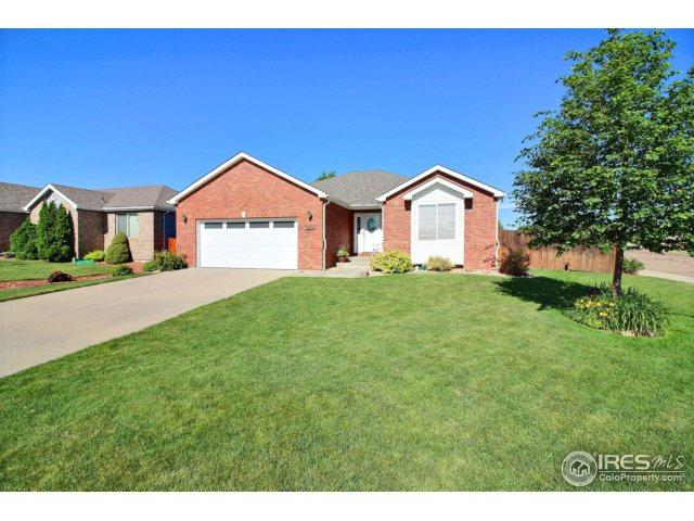 2201 70th Ave, Greeley, CO 80634 (MLS #825463) :: 8z Real Estate